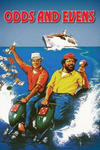 Odds and Evens Poster