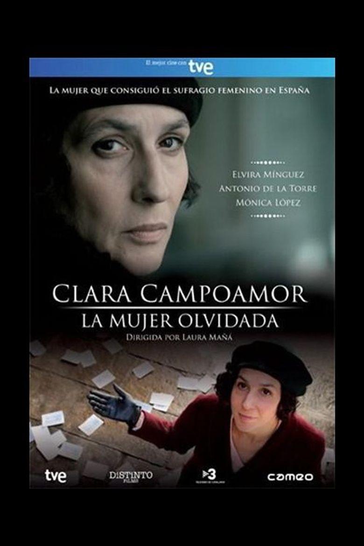 Clara Campoamor. La mujer olvidada Poster
