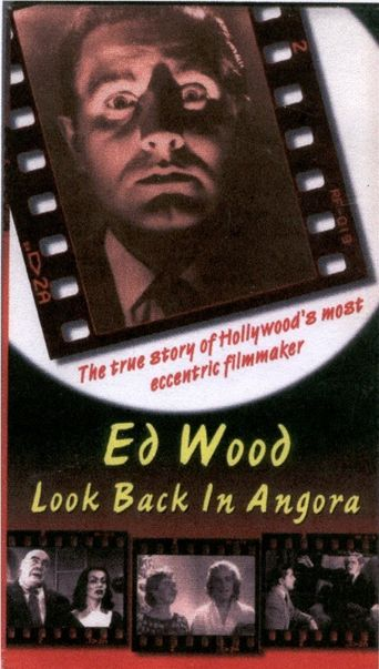 Ed Wood: Look Back in Angora Poster