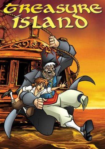 Movie Toons: Treasure Island Poster