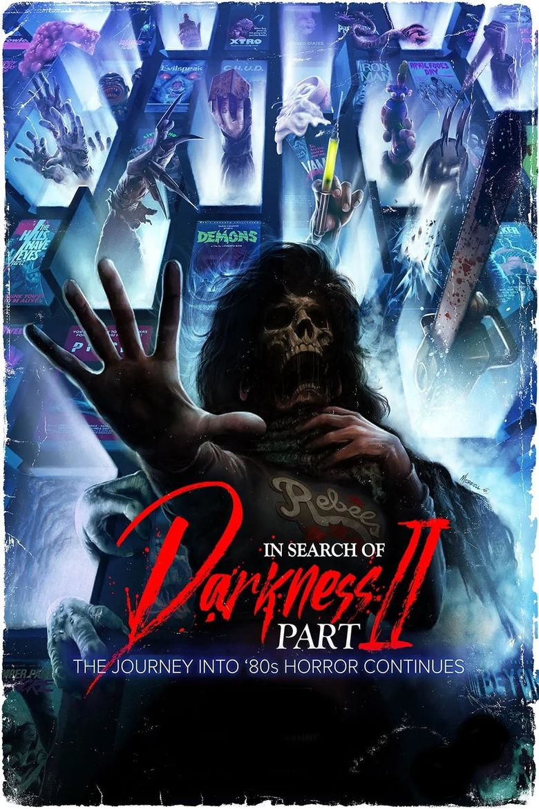 In Search of Darkness: Part II Poster