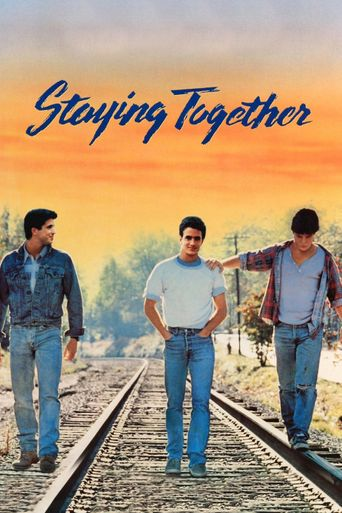 Staying Together Poster