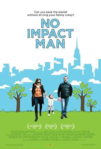 No Impact Man Poster