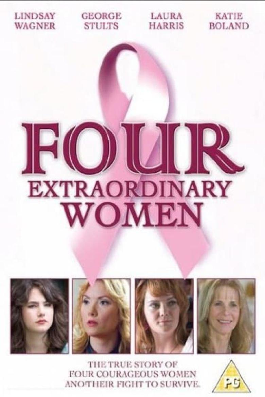 Four Extraordinary Women Poster