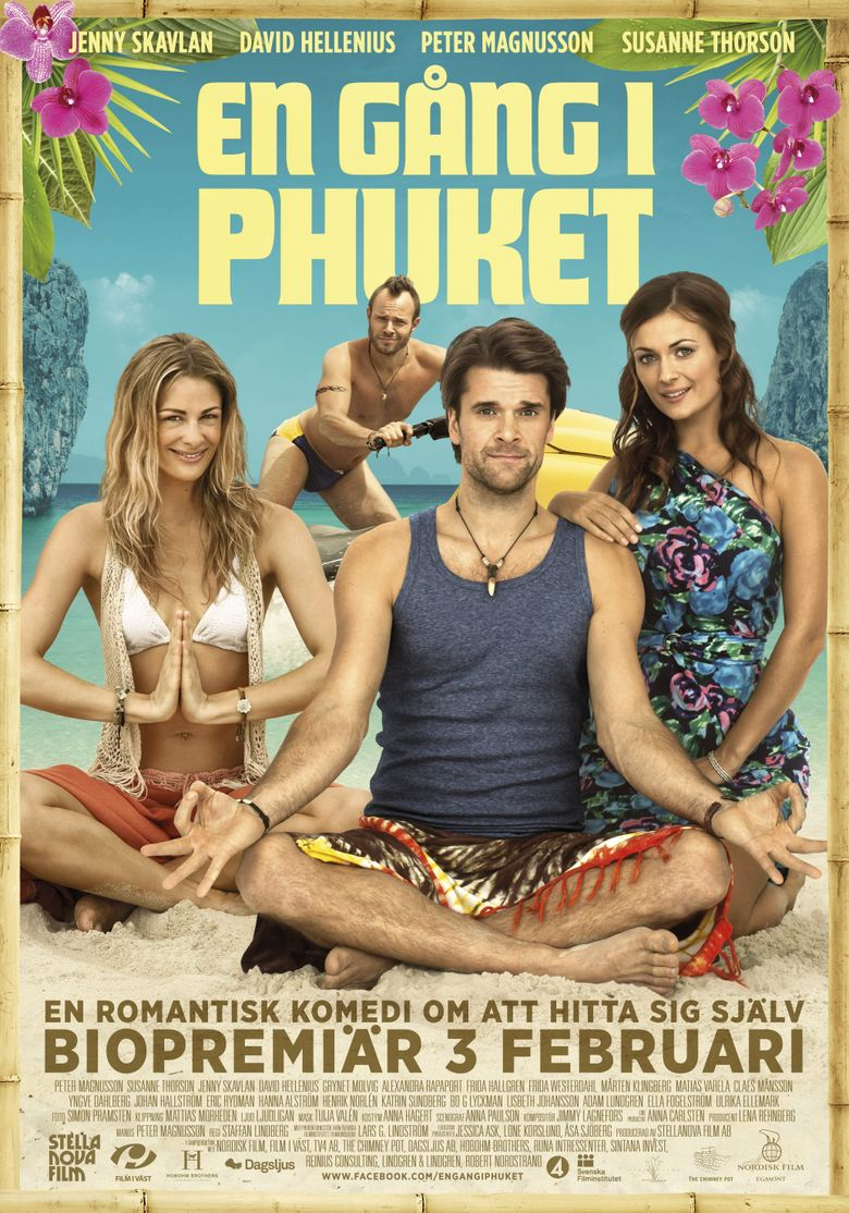 Once Upon A Time in Phuket Poster