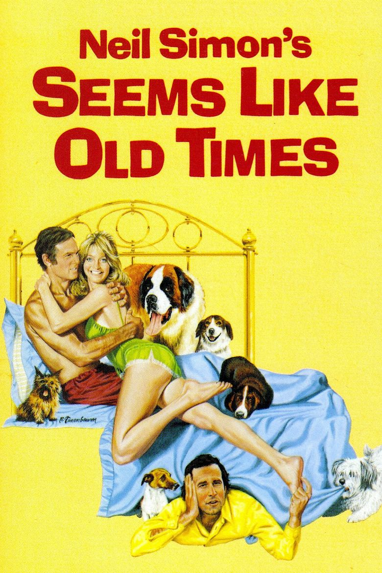 Seems Like Old Times Poster