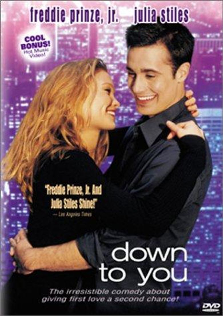 Down to You Poster