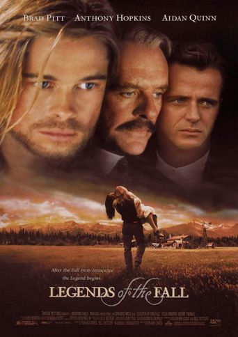 Legends of the Fall Poster