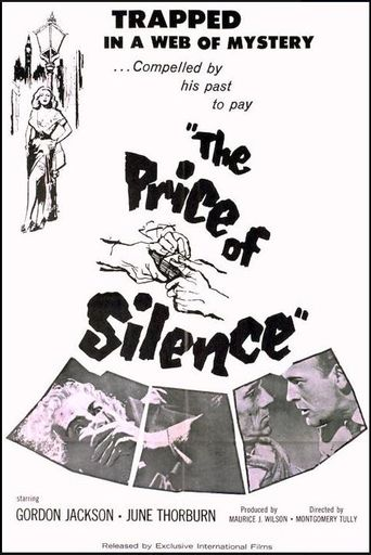 The Price of Silence Poster