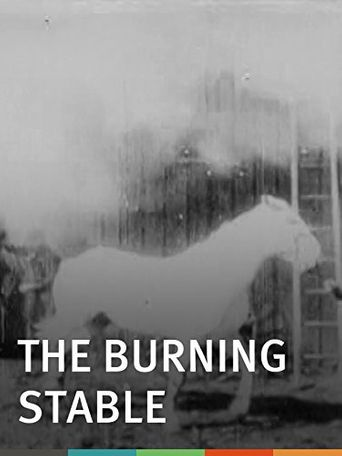 The Burning Stable Poster