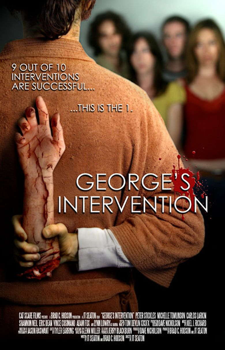 George: A Zombie Intervention Poster