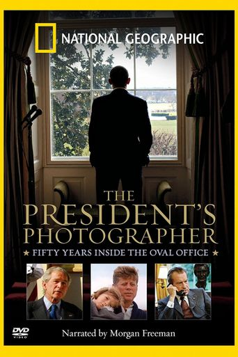 The President's Photographer: Fifty Years Inside the Oval Office Poster