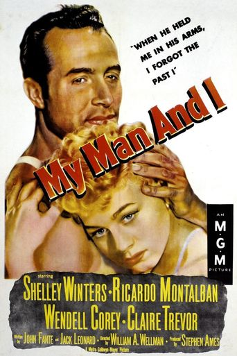 My Man and I Poster