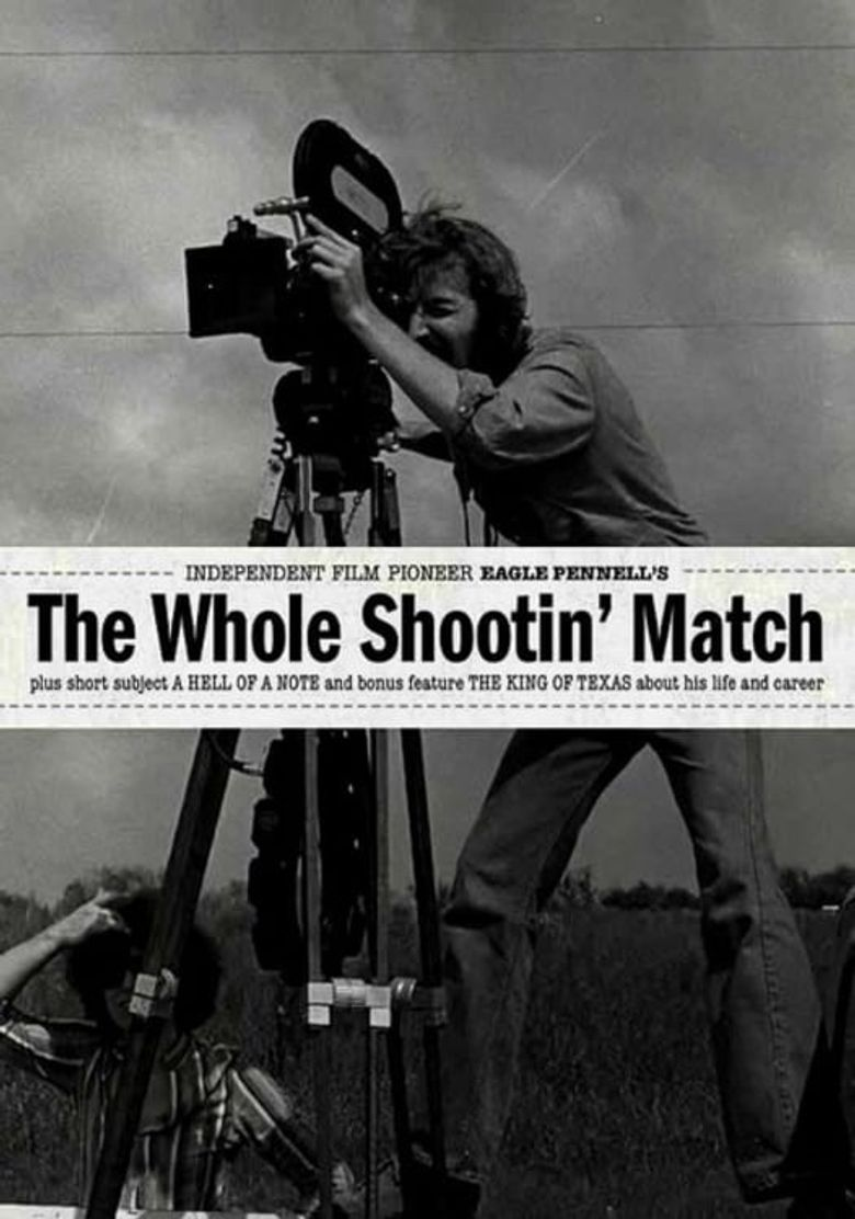 The Whole Shootin' Match Poster