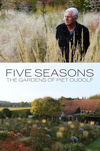 Five Seasons: The Gardens of Piet Oudolf Poster
