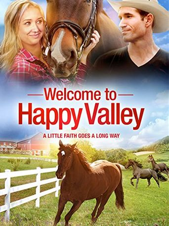 Welcome to Happy Valley Poster