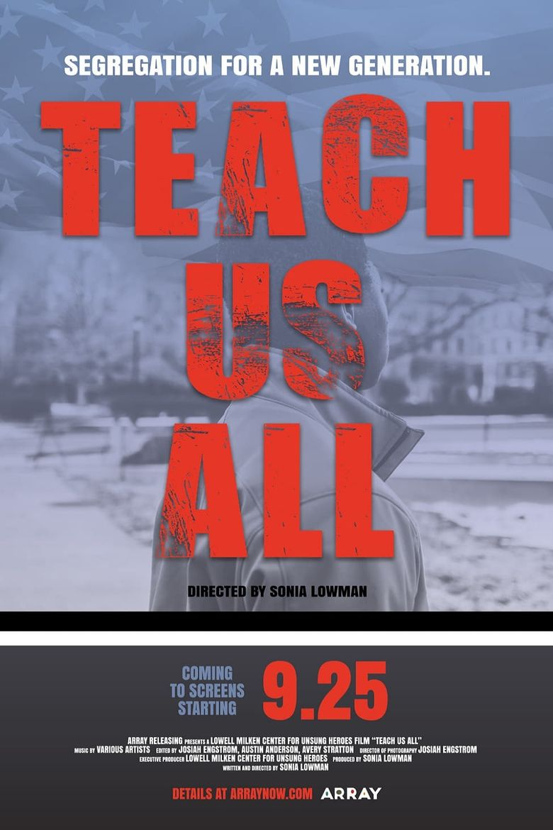 Teach Us All Poster