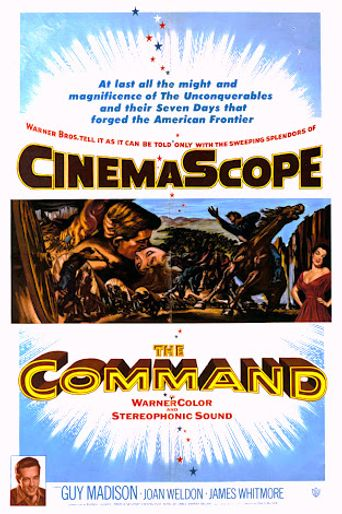 The Command Poster