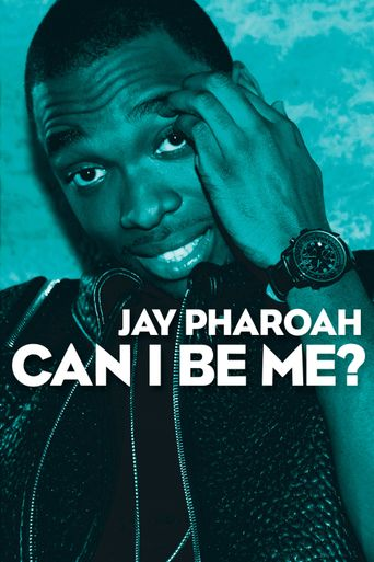 Jay Pharoah: Can I Be Me? Poster