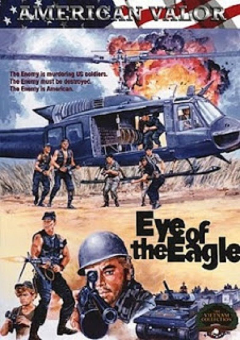 Eye of the Eagle Poster