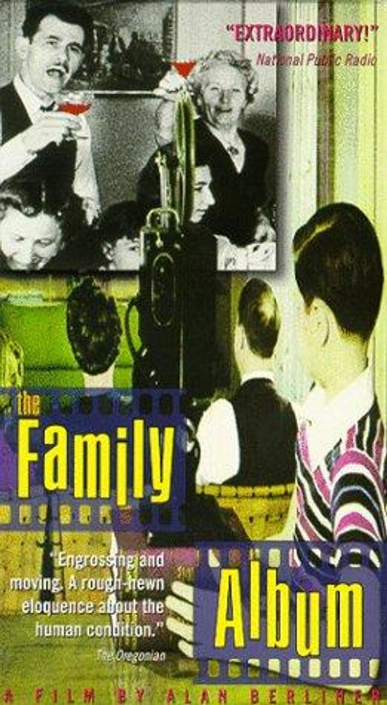 The Family Album Poster