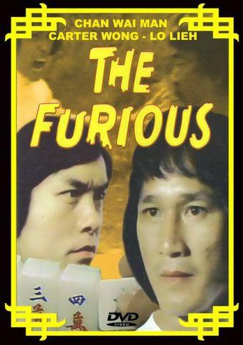 The Furious Killer Poster