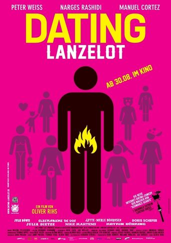 Dating Lanzelot Poster