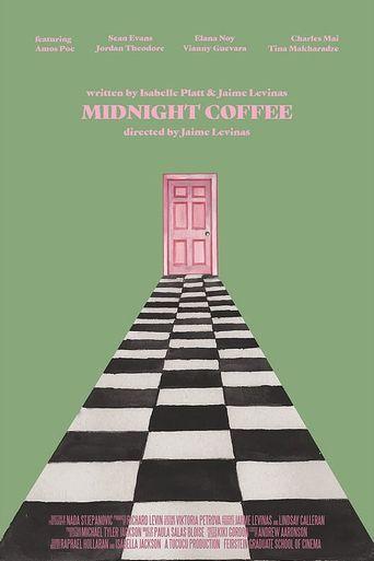 Midnight Coffee Poster