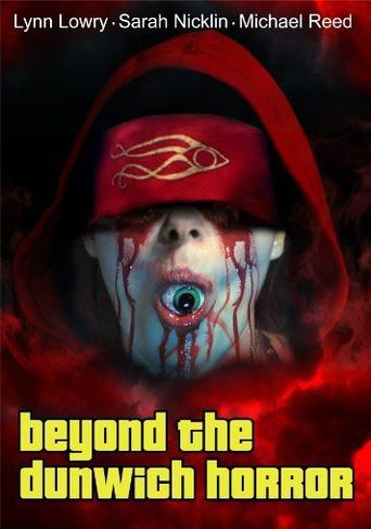 Beyond the Dunwich Horror Poster
