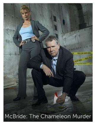 McBride: The Chameleon Murder Poster