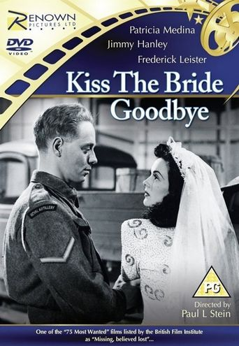 Kiss the Bride Goodbye Poster