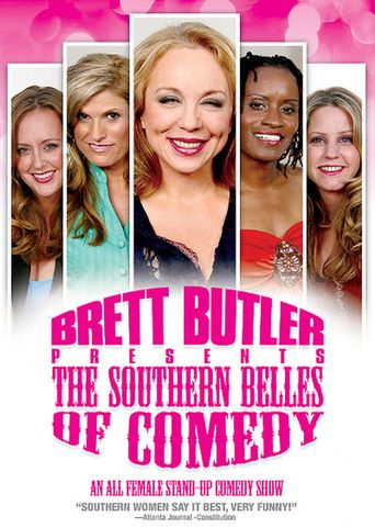 The Southern Belles of Comedy Poster