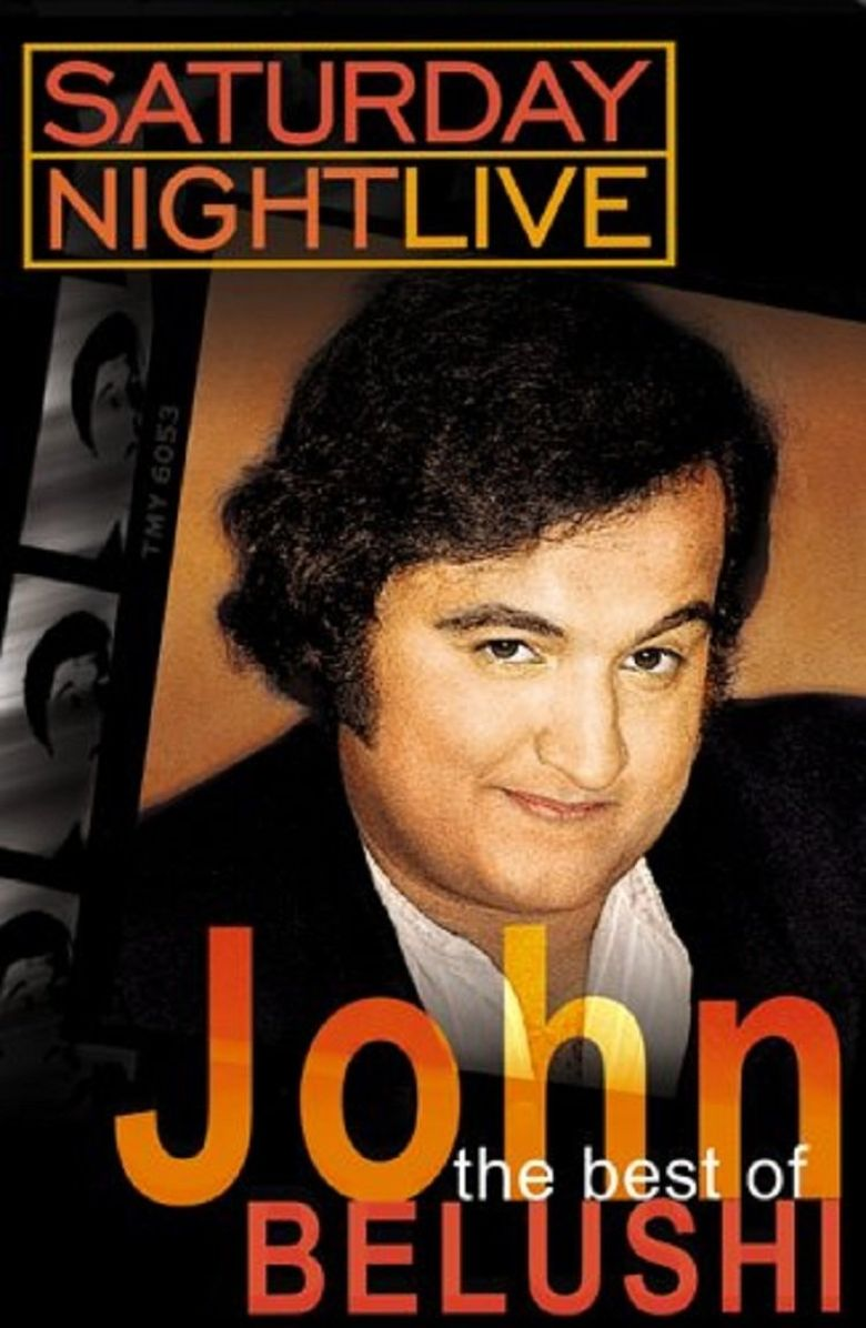 Saturday Night Live: The Best of John Belushi Poster