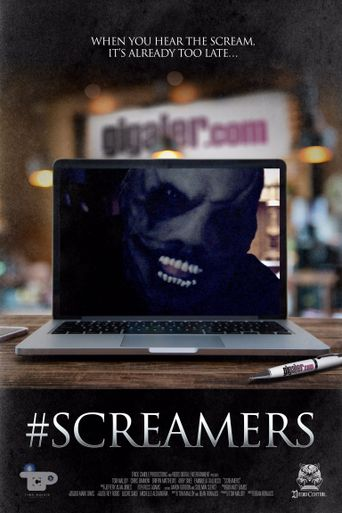 #SCREAMERS Poster