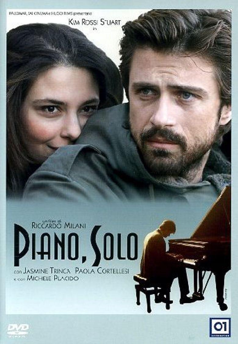 Piano, Solo Poster