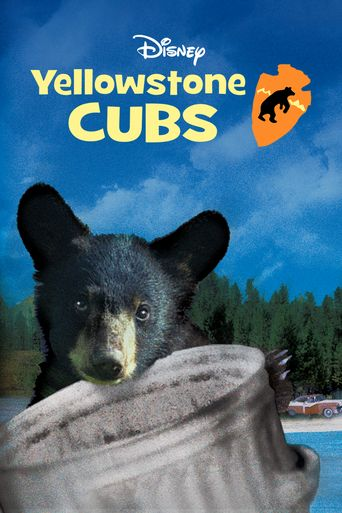 Yellowstone Cubs Poster