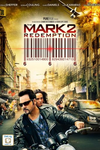 The Mark: Redemption Poster