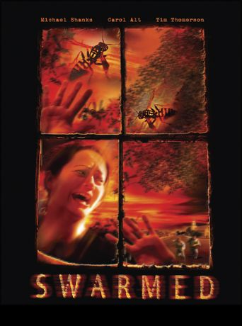 Swarmed Poster
