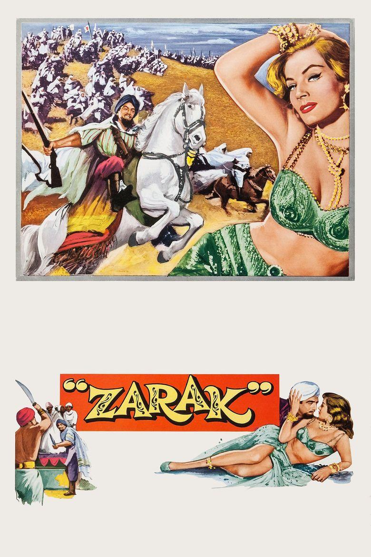 Zarak Poster