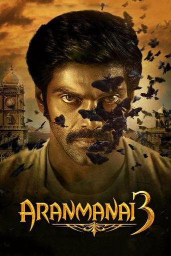 Aranmanai 3 Poster