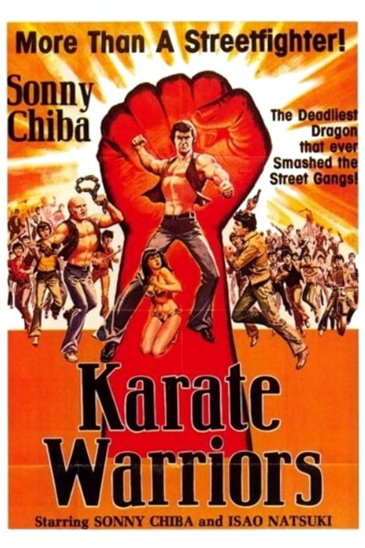 Karate Warriors Poster