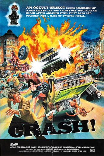 Crash! Poster