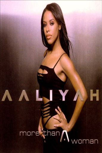 Aaliyah: So Much More Than a Woman Poster