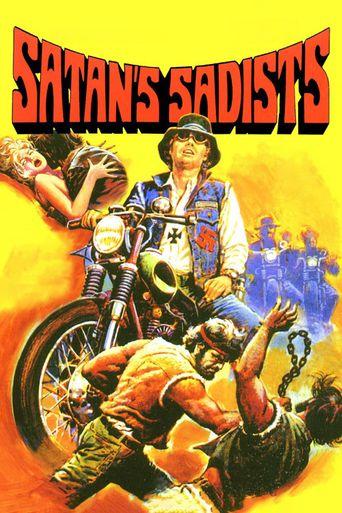 Satan's Sadists Poster