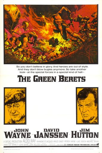 Watch The Green Berets