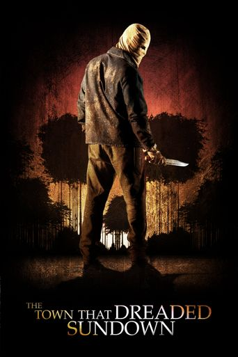 The Town that Dreaded Sundown Poster