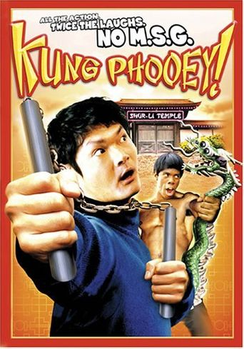 Kung Phooey Poster