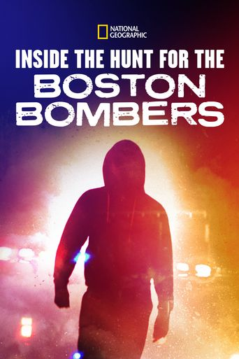 Inside the Hunt for the Boston Bombers Poster
