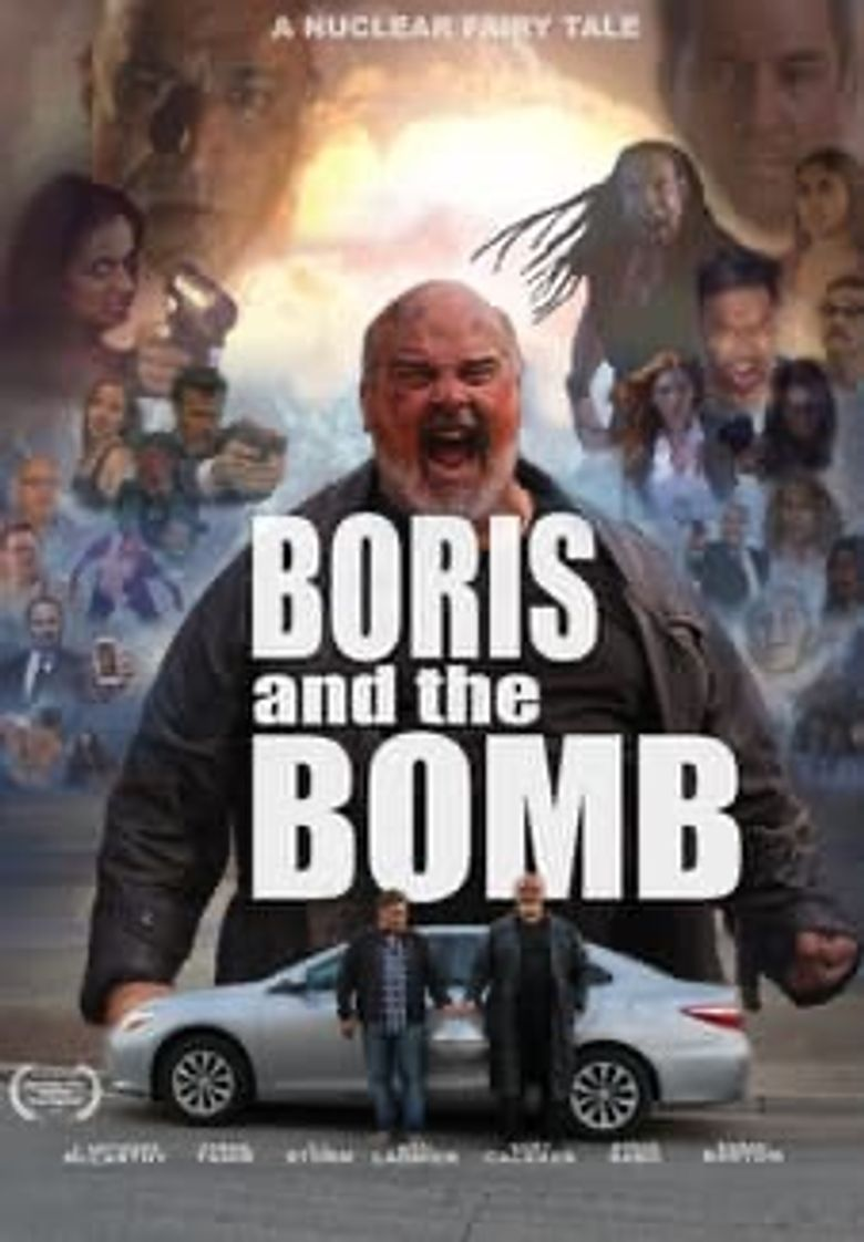 Boris and the Bomb Poster