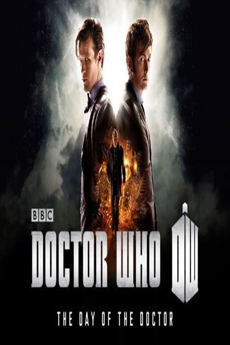 Doctor Who Explained Poster